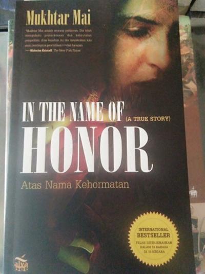 Resensi Buku| In The Name Of Honor