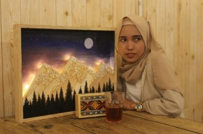 Memanfaatkan dan Menyelamatkan Lingkungan dengan Mengenal Inovasi Painting of Wood Waste