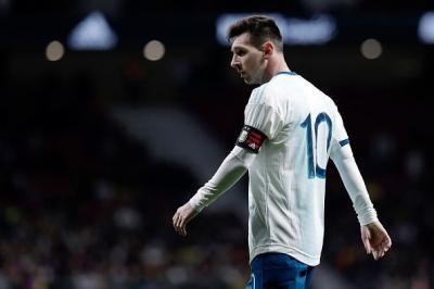 Menjawab Teka-Teki Messi dan Argentina