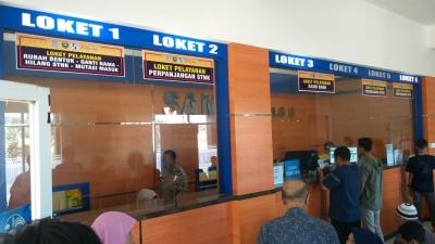 Pengalaman Bayar Pajak Kendaraan di Samsat OPI Mall Palembang