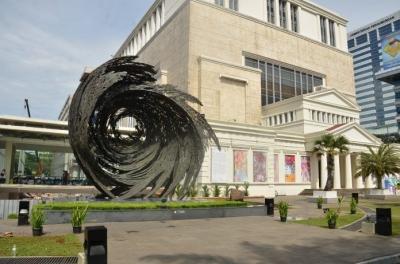 Tamasya Budaya di Museum Nasional Indonesia