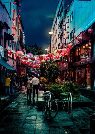 Pengalaman Kerja di Tiongkok