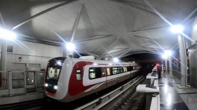 Mencoba LRT Jakarta yang Tidak Kalah Keren dari MRT
