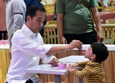 Viral, Jokowi Beri Suap 5 M, Bisa Dilaporkan ke MK?