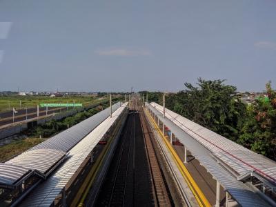 Commuter Line Jalur Cikarang yang Belum Optimal