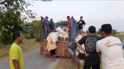 Rezeki Tenaga Manol di Dusun Wonorenggo