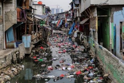 Menata Kawasan Kumuh Bantaran Sungai Tanpa Merelokasi