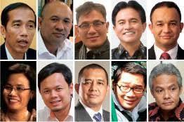9 Alasan Jadi Politikus