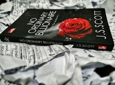 "Novel ""No Ordinary Billionaire"" Karya J.S. Scott"