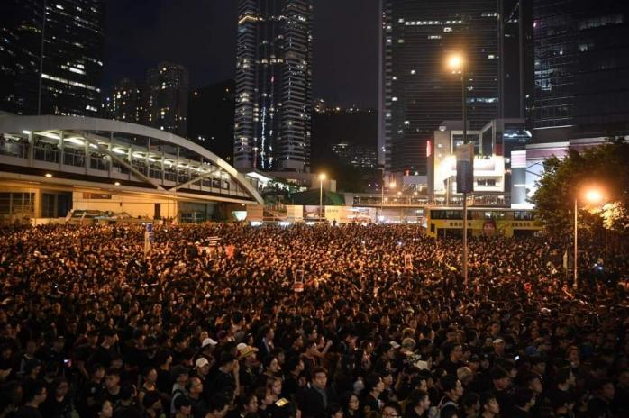 Mengenal Lebih Dekat Aksi Protes di Hong Kong yang Sebabkan 2 Juta Orang Turun ke Jalan