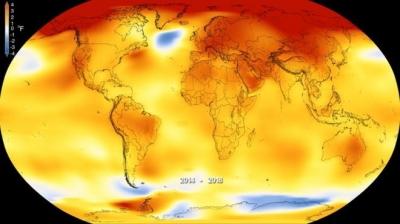 Akhirnya Sejarah Dunia Baru Tercipta, Suhu Terpanas di Muka Bumi