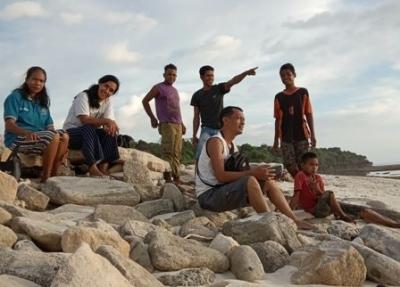Pantai Halete di Sumba, Masih Perawan dan Pesonanya yang Menggemaskan