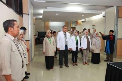 Ketua PDMA Kota Bandung Menyumpah Para Dokter dan Pejabat di Lingkungan RS Mata Cicendo Bandung