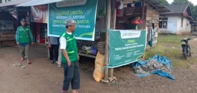 Lazis Wahdah Buka Dapur Umum Layani Korban Banjir Konawe Utara
