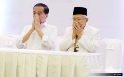 Jokowi-Ma'ruf Amin Kalah, Ini Sebabnya?