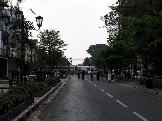 Yogyakarta, Menuju Kota Ramah Pejalan Kaki
