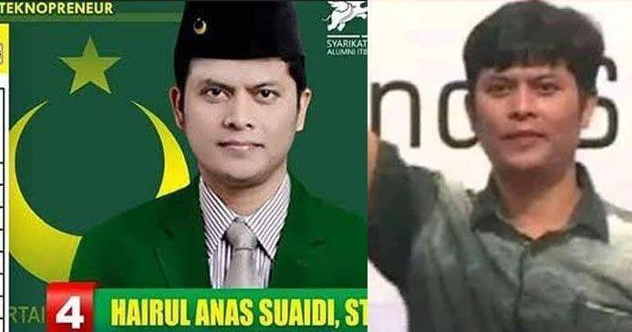 Haerul Anas Suaidi, Inikah Saksi