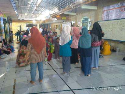 Mendorong Anak agar Ngaji Sejak Usia Dini di TPA Pangeran Diponegoro