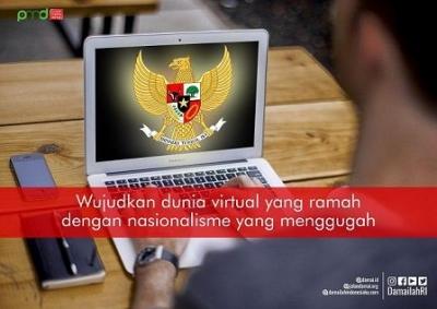 Pentingnya Menjaga Narasi Virtual Kita