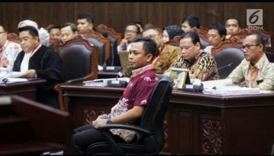 Relevansi Saksi Kubu Jokowi-Amin