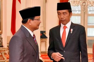 Rekonsiliasi Jokowi - Prabowo Cuma Angin Lalu?