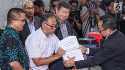 """Sulit bagi """"Dewi Fortuna"""" Memihak Prabowo-Sandi"""