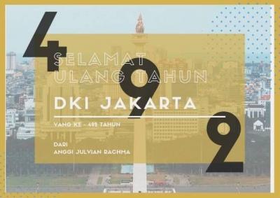 Perjalanan DKI Jakarta Sejak Pra-Kolonial Hingga Milenial