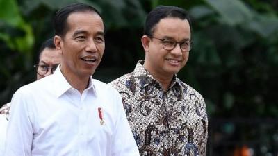 Jokowi Dapat Kartu dari Anies, Sebuah Sindiran Telak?