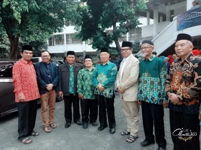 PDMA Kota Bandung Hadiri Silaturahmi bersama Warga Muhammadiyah Kota Bandung