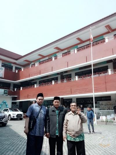 PDMA Kota Bandung Hadiri Silaturahmi Al Irsyad Kota Bandung