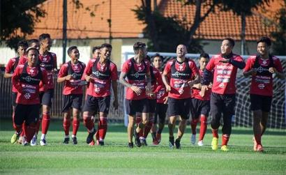 Setelah Sukses Go Public, Bali United Langsung Bertengger di Puncak Klasemen Sementara Liga 1