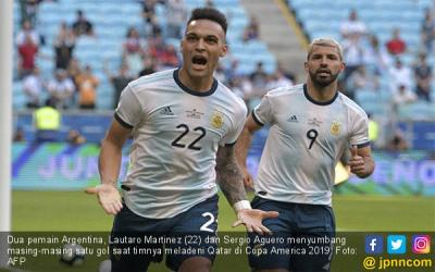 Argentina Akhirnya Menang