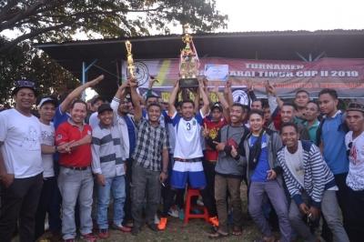 Turnamen Manggarai Timur Cup II 2019 Sukses Diselenggarakan