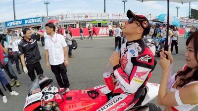 Komentari Positif Nakagami, Marquez Ciptakan Pesaing bagi Lorenzo?