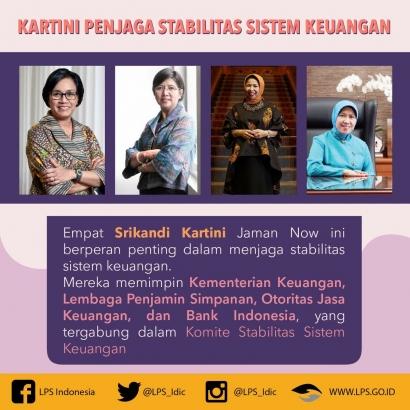 Saatnya Perempuan Paham tentang Stabilitas Sistem Keuangan