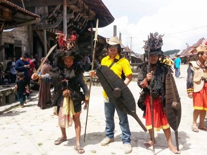 Pesona Budaya Kepulauan Nias: Mendorong Partisipasi Lokal