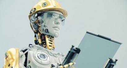 Geser Tenaga Manusia, Intip Kinerja Robot Zaman Now
