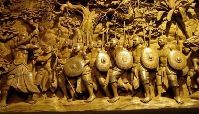 Sejarah Perang, Makar, dan Perebutan Kekuasaan Kerajaan-Kerajaan di Jawa