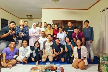 Kumpul Kompasianer bersama Admin Kompasiana di Cisarua Bogor