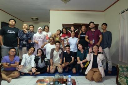 Belajar dari Kang Dizzman, Mas Yon Bayu, dan Pak Taufik Uieks mengenai Dunia Tulis-Menulis