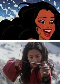 Puteri Disney Dapat Tanggapan Berbeda,