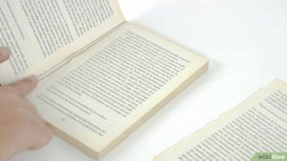 3 Cara Memperbaiki Buku yang Rusak