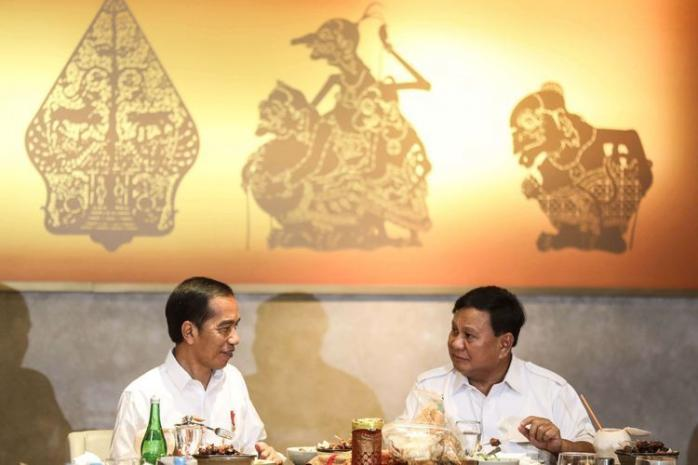 Wayang di Belakang Jokowi-Prabowo dan Filosofinya