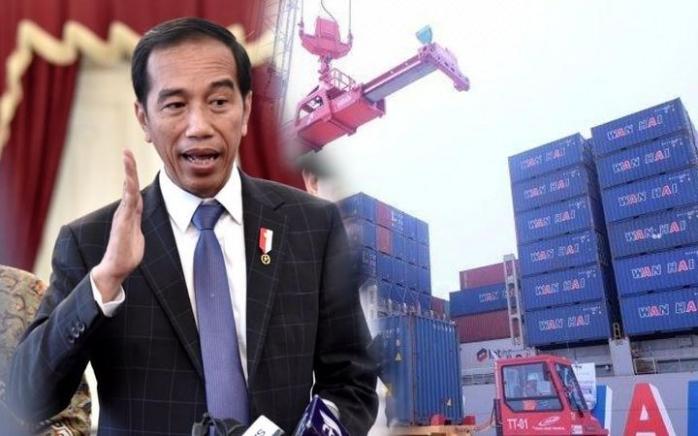 Kabar Baik dan Buruk dari Neraca Dagang Pascateguran Jokowi terhadap 4 Menteri