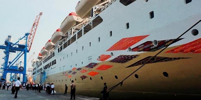 Kapal Penumpang Teluk Bayur-Tanjung Priok Hidup Lagi