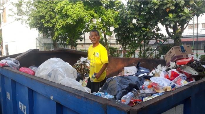 Presiden Jokowi Marah karena Pengelolaan Sampah Tidak Beres