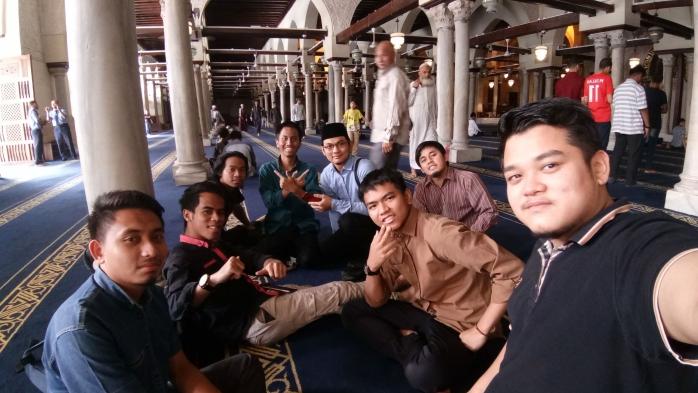 5 Cara Mahasiswa Indonesia di Mesir Habiskan Libur Panjang