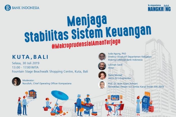 Cari Tahu Cara Menjaga Stabilitas Sistem Keuangan bersama Bank Indonesia di Pulau Dewata!