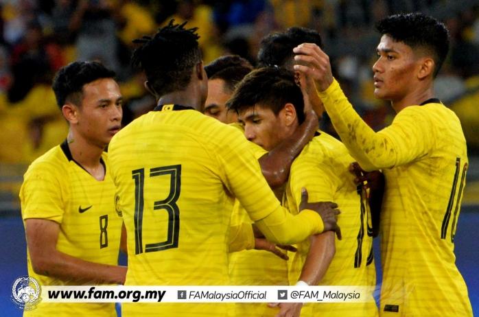 Malaysia Senang Bertemu Indonesia di Kualifikasi Piala Dunia Qatar 2022