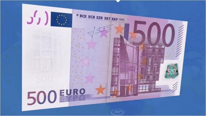Ke Eropa, Sebaiknya Jangan Bawa Uang Pecahan 500 Euro